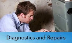 Diagnostics and Repairs